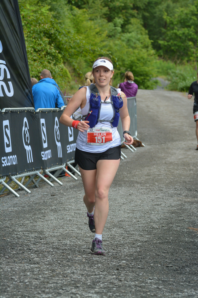 Helen Dixon Trail Marathon Wales and Half Marathon 3284 Copyright 2015 Dan Wyre Photography, all rights reserved This Image can be Purchased from www.danwyrephotography.co.uk