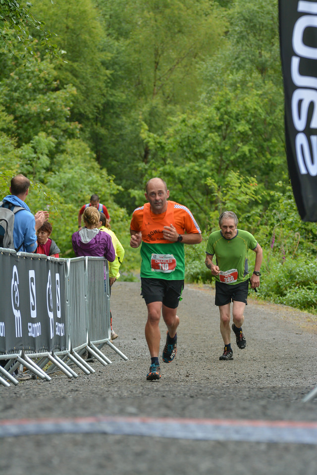 Charles Colby Trail Marathon Wales and Half Marathon 1245 Copyright 2015 Dan Wyre Photography, all rights reserved This Image can be Purchased from www.danwyrephotography.co.uk