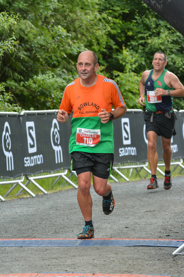 Charles Colby Trail Marathon Wales and Half Marathon 5870 Copyright 2015 Dan Wyre Photography, all rights reserved This Image can be Purchased from www.danwyrephotography.co.uk