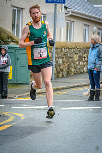 17, Simon, Anetts  Anglesey Half Marathon Copyright 2016 Dan Wyre Photography, all rights reserved This Image can be Purchased from www.danwyrephotography.co.uk