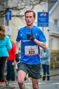 823, Chris, Millett  Anglesey Half Marathon Copyright 2016 Dan Wyre Photography, all rights reserved This Image can be Purchased from www.danwyrephotography.co.uk