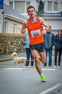 1098, Steffan, Sayer  Anglesey Half Marathon Copyright 2016 Dan Wyre Photography, all rights reserved This Image can be Purchased from www.danwyrephotography.co.uk