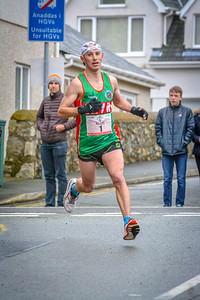 1, Alun, Vaughan  Anglesey Half Marathon Copyright 2016 Dan Wyre Photography, all rights reserved This Image can be Purchased from www.danwyrephotography.co.uk