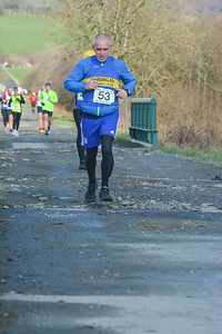 53 Clive Evans Ras Cors Caron Half Marathon Copyright 2016 Dan Wyre Photography, all rights reserved This Image can be Purchased from www.danwyrephotography.co.uk