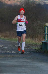 130 Ken Calkett Ras Cors Caron Half Marathon Copyright 2016 Dan Wyre Photography, all rights reserved This Image can be Purchased from www.danwyrephotography.co.uk