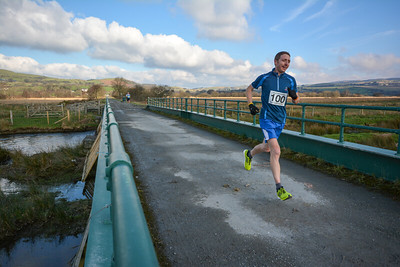 100 Owain Schiavone Ras Cors Caron Half Marathon Copyright 2016 Dan Wyre Photography, all rights reserved This Image can be Purchased from www.danwyrephotography.co.uk
