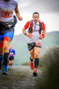 244 Richard Williams at Scott Snowdon Trail Marathon, Always Aim High, Wales on 24/07/2016 by Dan Wyre Photography which can be found at Copyright 2016 Dan Wyre Photography, all rights reserved