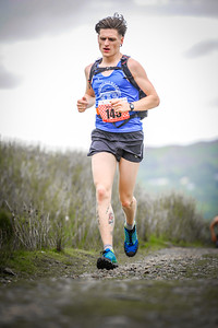 145 Ben Wolfarth at Scott Snowdon Trail Marathon, Always Aim High, Wales on 24/07/2016 by Dan Wyre Photography which can be found at Copyright 2016 Dan Wyre Photography, all rights reserved