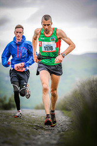 1178 Martin Cliffe 579 Chris Millett at Scott Snowdon Trail Marathon, Always Aim High, Wales on 24/07/2016 by Dan Wyre Photography which can be found at Copyright 2016 Dan Wyre Photography, all rights reserved