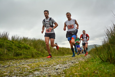 177 John Parkinson 68 Michael Corrales at Scott Snowdon Trail Marathon, Always Aim High, Wales on 24/07/2016 by Dan Wyre Photography which can be found at Copyright 2016 Dan Wyre Photography, all rights reserved