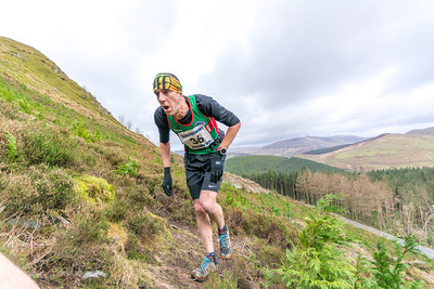 CLIFFE, Martin Tarren Hendre Fell Race Copyright 2016 Dan Wyre Photography, all rights reserved This Image can be Purchased from www.danwyrephotography.co.uk