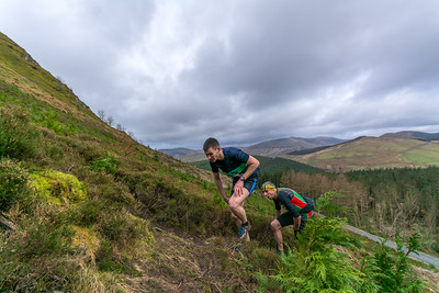 STEINEGGER, Karl CLIFFE, Martin Tarren Hendre Fell Race Copyright 2016 Dan Wyre Photography, all rights reserved This Image can be Purchased from www.danwyrephotography.co.uk