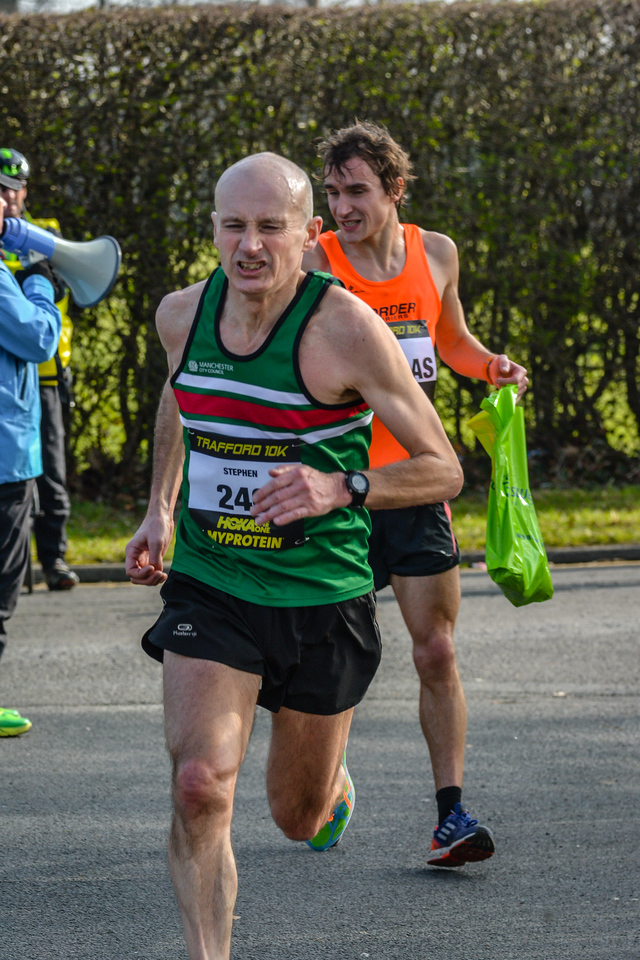 248, Stephen Long, Notts AC  Trafford 10k Copyright 2016 Dan Wyre Photography, all rights reserved This Image can be Purchased from www.danwyrephotography.co.uk