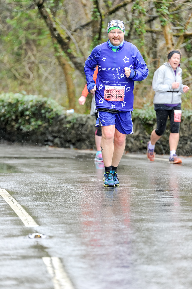 1243, Steve, Bullows at Anglesey Half Marathon, Wales on 05/03/2017 by Dan Wyre Photography which can be found at http://www.danwyrephotography.co.uk/Running-2015/Running-2017/Anglesey-Half-Marathon