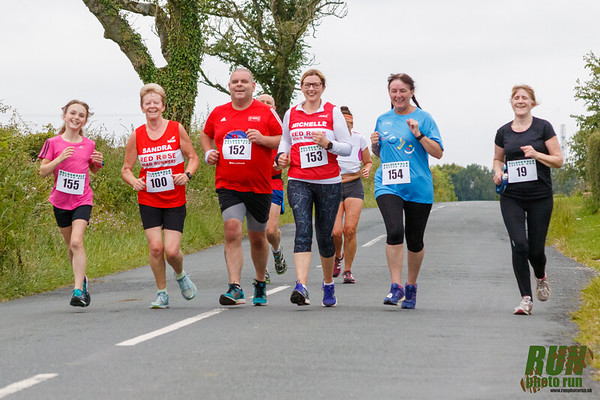 Calder Vale Supper Run 2019.