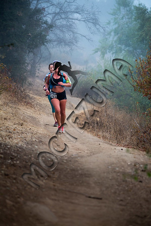 Lake Hodges 50K - Start to Sunset