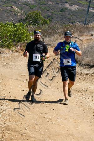25K - Heading to the finish