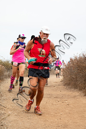 50K - First five miles