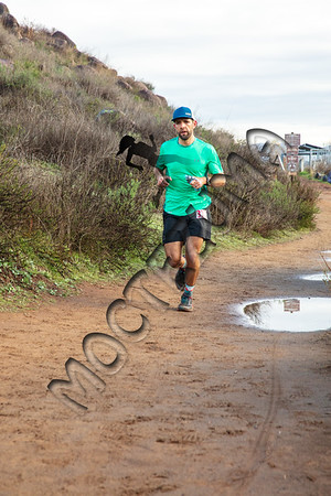 Trail Marathon - Lake Hodges