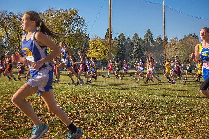2013 State XC Meet - Class C, girls (fs)-25