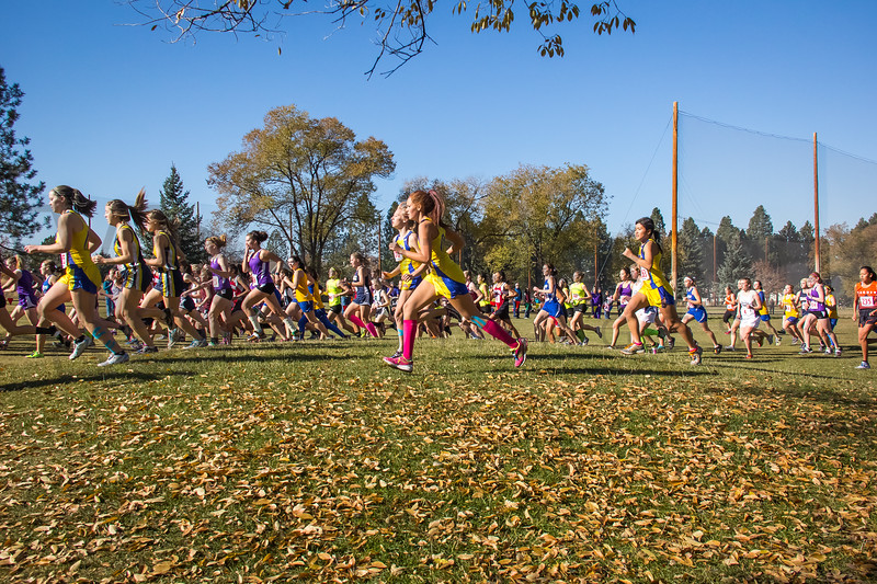 2013 MHSA State XC Championships - Class A - Girls-22