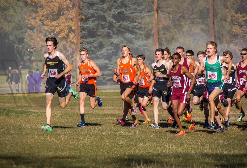 2013 State XC Championship - Class AA - Boys (fs)-9