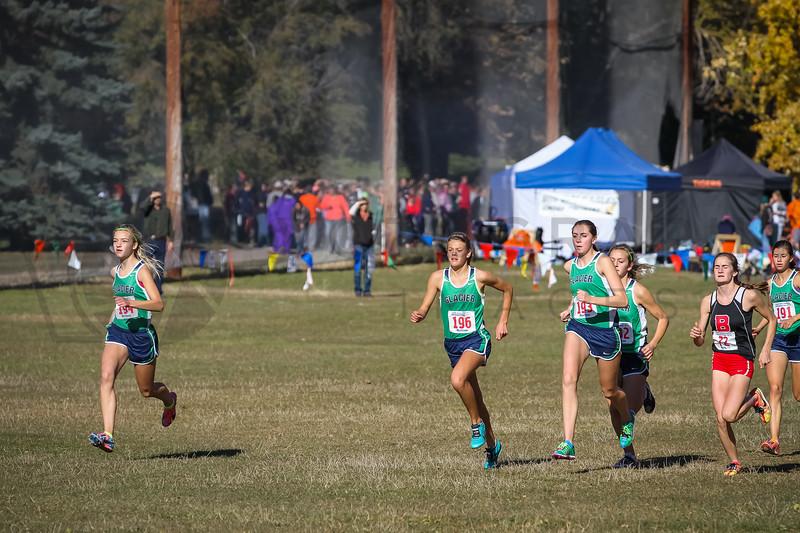 2013 MHSA State XC Championships - Class AA - Girls-13