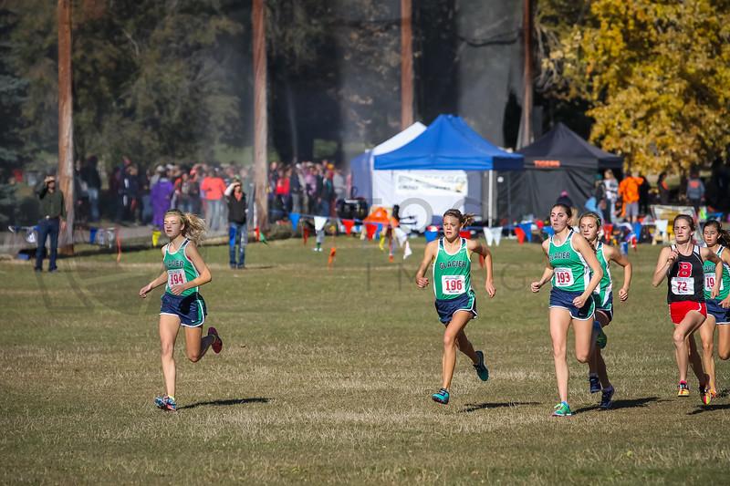 2013 MHSA State XC Championships - Class AA - Girls-12