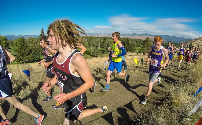 2015 XC MWC - Race 3 - Varsity Boys (f)-24