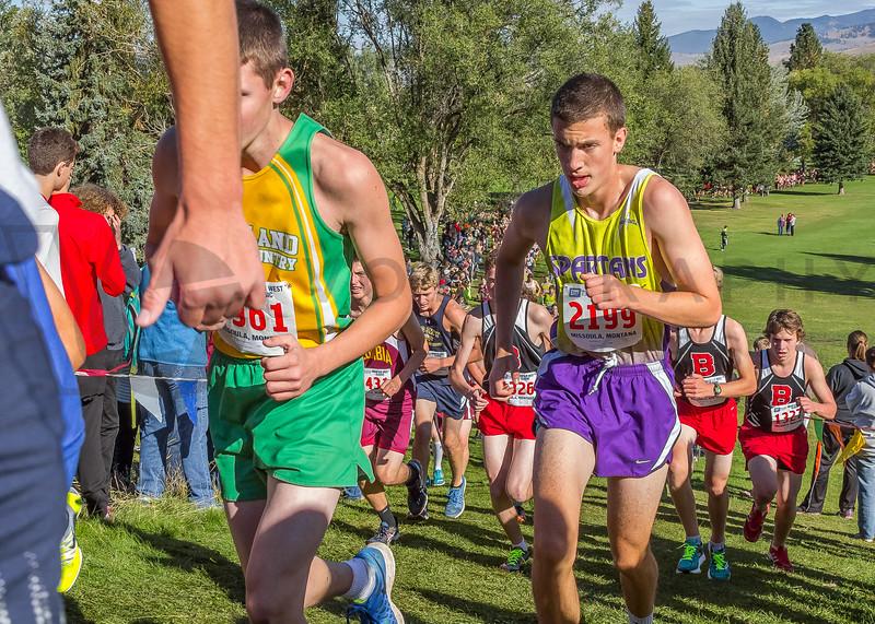 2015 XC MWC - Race 1 - JV Boys (f)-44