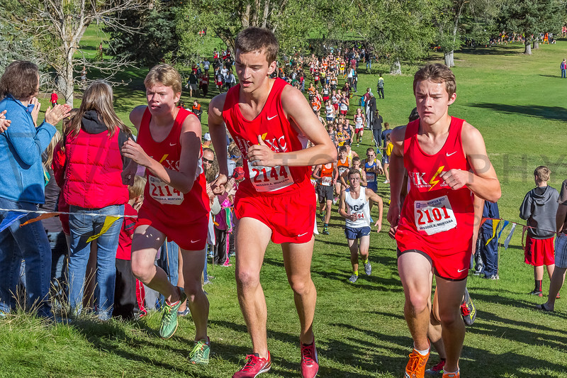 2015 XC MWC - Race 1 - JV Boys (f)-25