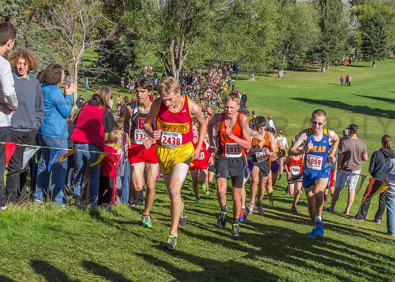 2015 XC MWC - Race 1 - JV Boys (f)-27