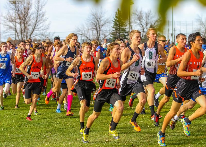2015 MHSA State Meet - Class A - Boys (f)-30