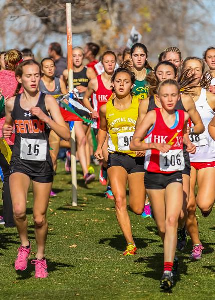 2015 MHSA State Meet - Class AA - Girls (f)-82