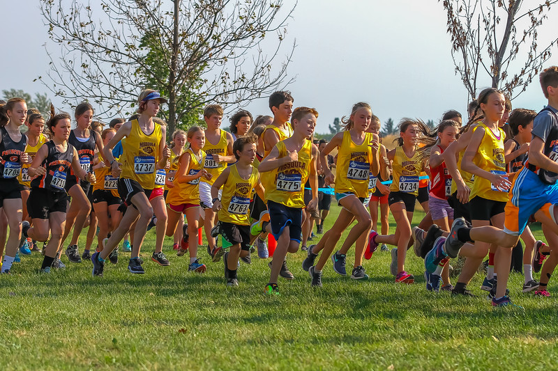 2017 XC Coaches Invite - Middle School - (f)-18
