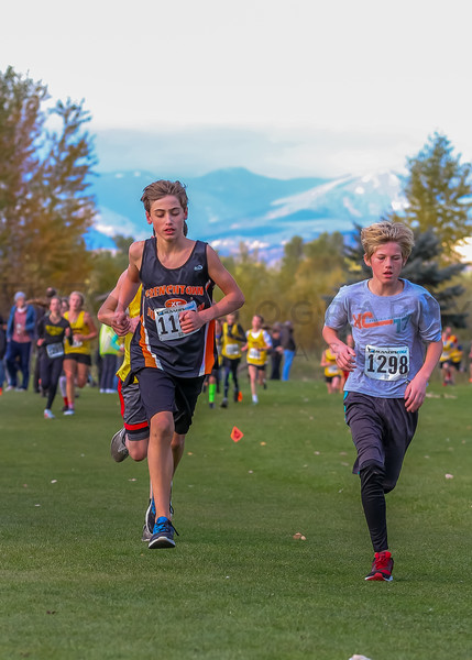 2017 XC RE Missoula City Meet - Middle School (f)-17