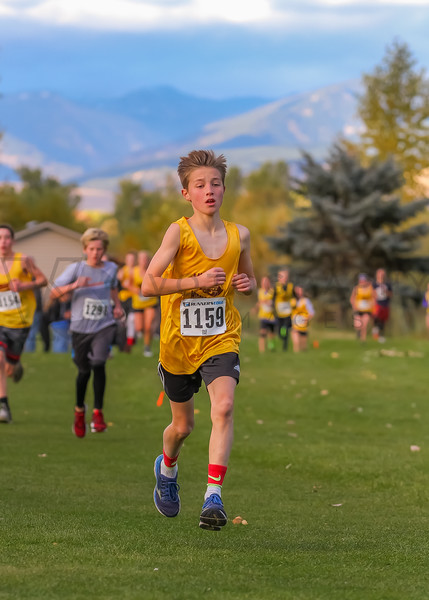 2017 XC RE Missoula City Meet - Middle School (f)-12