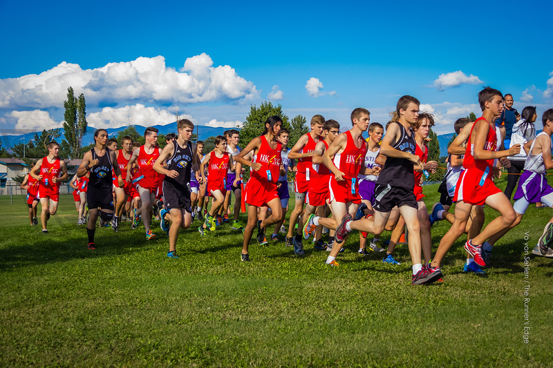 2013 Missoula Coaches Invitational XC Meet - Boys (fs)-12