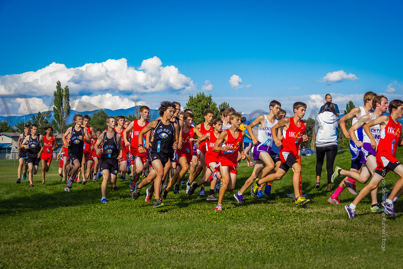2013 Missoula Coaches Invitational XC Meet - Boys (fs)-8