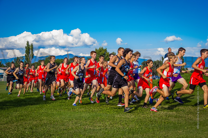 2013 Missoula Coaches Invitational XC Meet - Boys (fs)-9