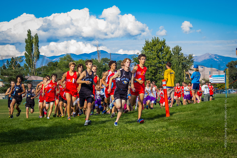 2013 Missoula Coaches Invitational XC Meet - Boys (fs)-2