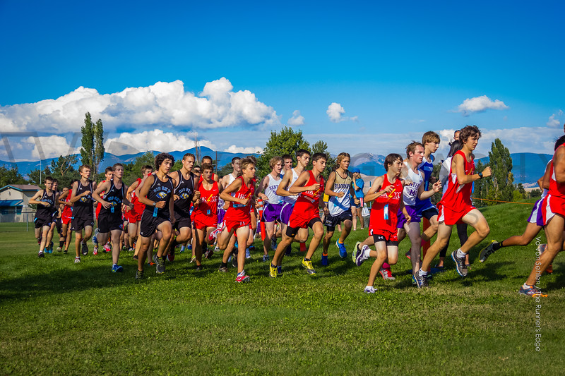 2013 Missoula Coaches Invitational XC Meet - Boys (fs)-7
