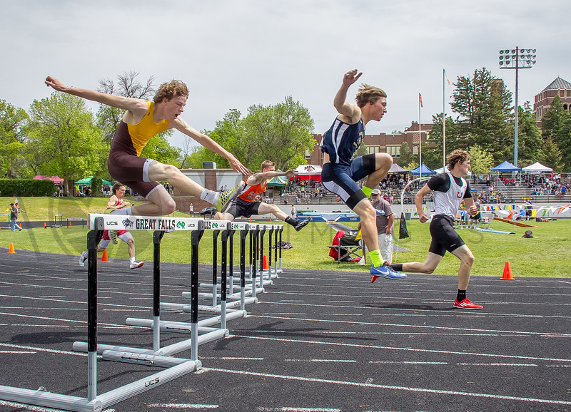 2014 MHSA T&F State Meet - Day 2 (f)-502