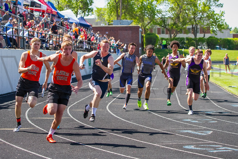 2014 MHSA T&F State Meet - Day 1 (f)-10