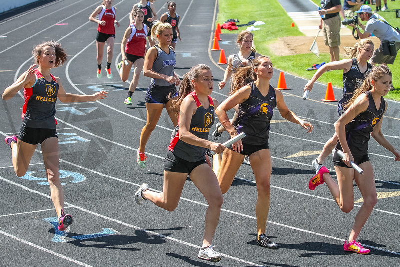 2014 MHSA T&F State Meet - Day 1 (f)-40