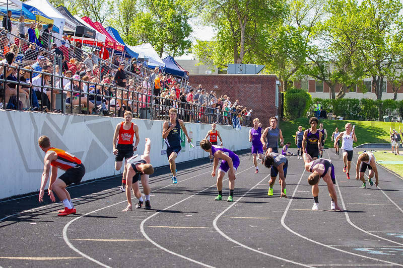 2014 MHSA T&F State Meet - Day 1 (f)-8