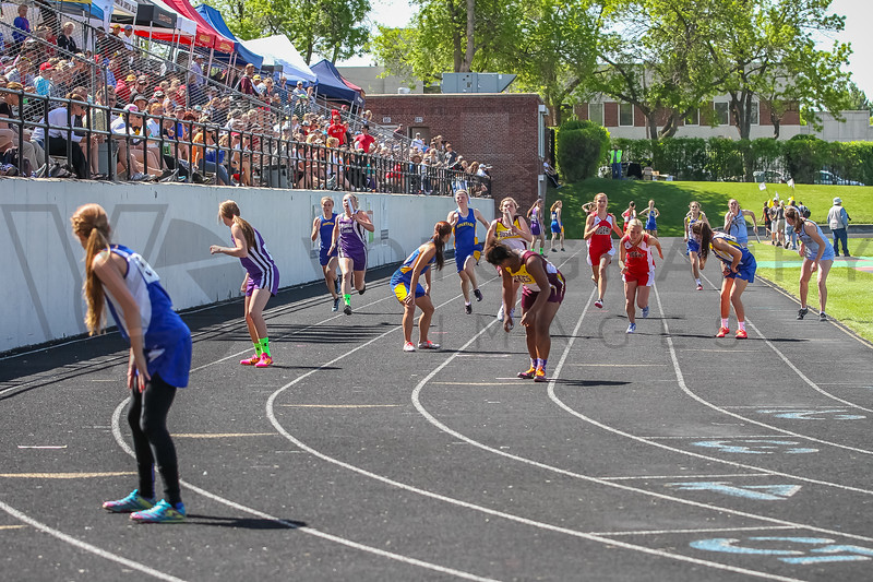 2014 MHSA T&F State Meet - Day 1 (f)-17