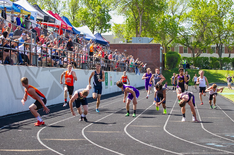 2014 MHSA T&F State Meet - Day 1 (f)-9