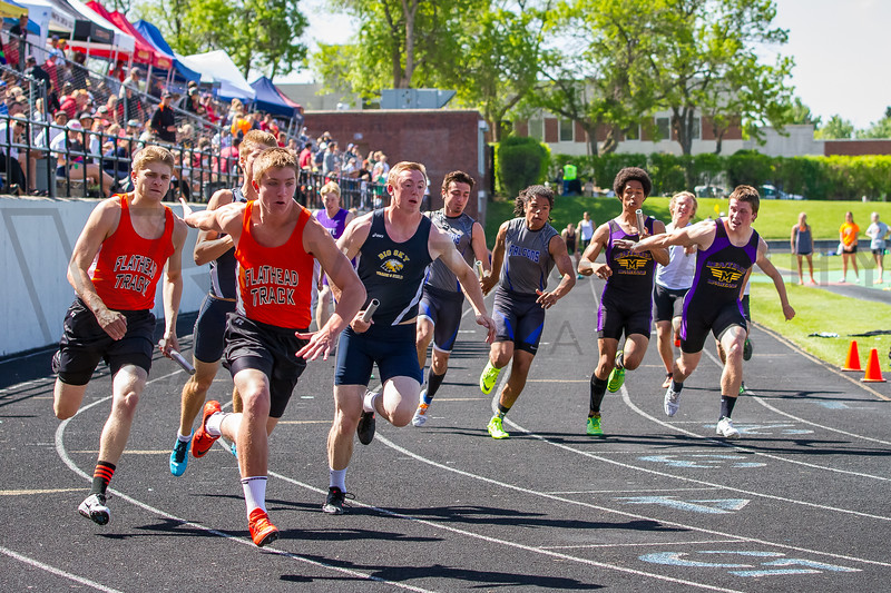 2014 MHSA T&F State Meet - Day 1 (f)-11