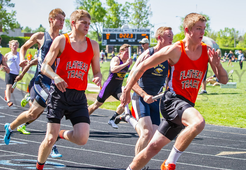 2014 MHSA T&F State Meet - Day 1 (f)-13